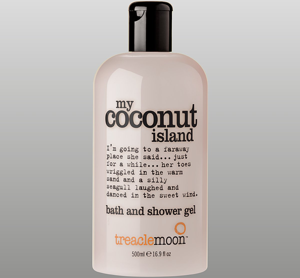 My Coconut Island - Bath en Shower - 500 ml