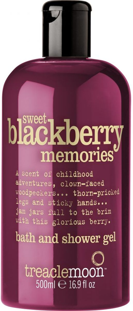 Sweet Blackberry Moment - Bath and Shower - 500 ml.