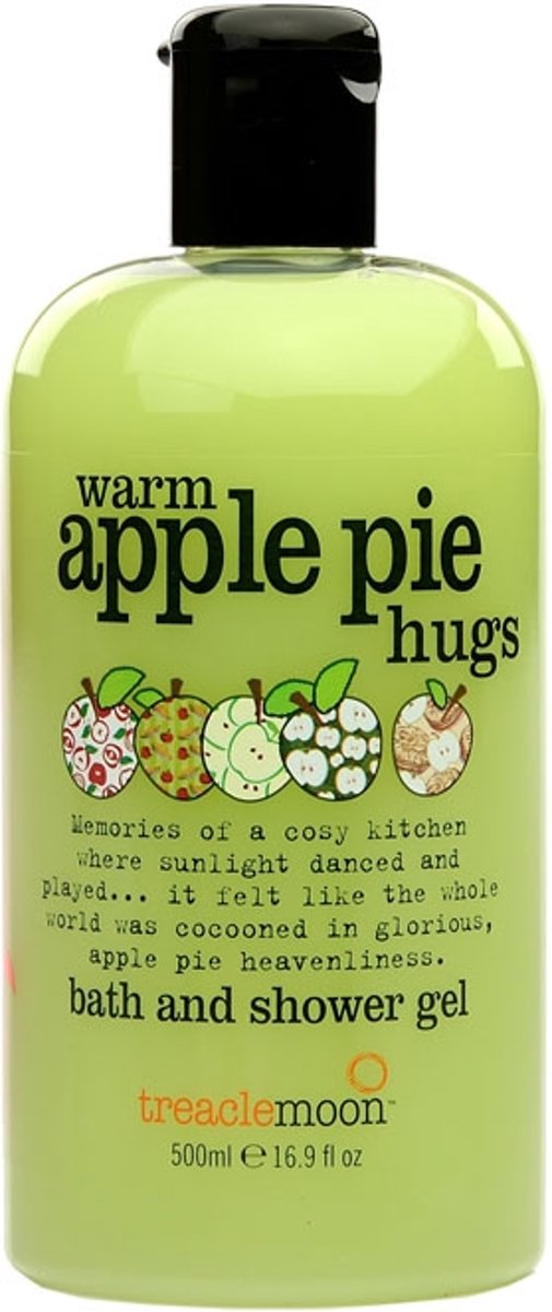 Treacle Moon Warm apple pie hugs bath & shower gel