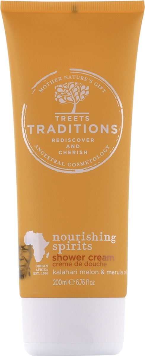 Treets showercr.nourish.spir. 200 ml