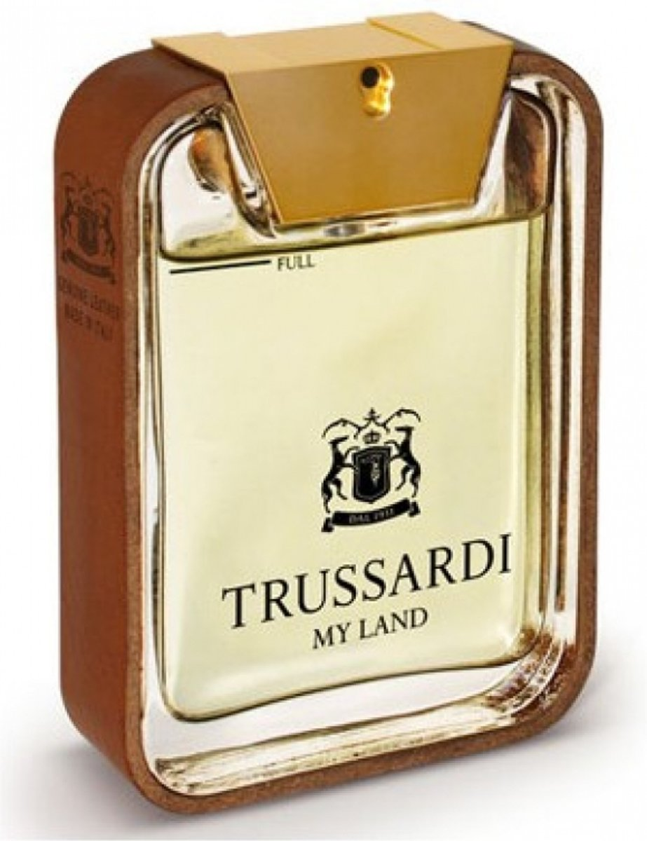 Trussardi My Land  - 100 ml - Eau de toilette
