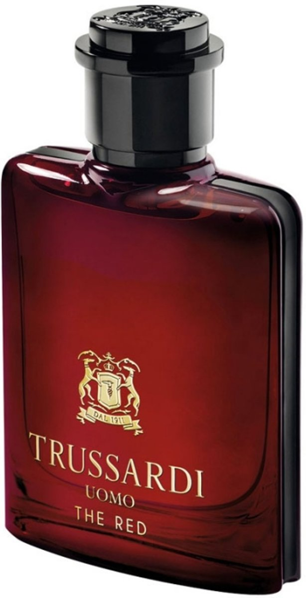 Trussardi Uomo The Red Edt Spray 100 ml