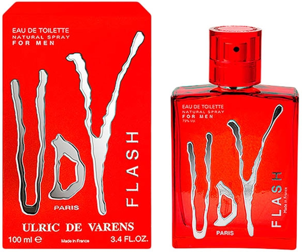 Herenparfum Udv Flash Urlic De Varens EDT
