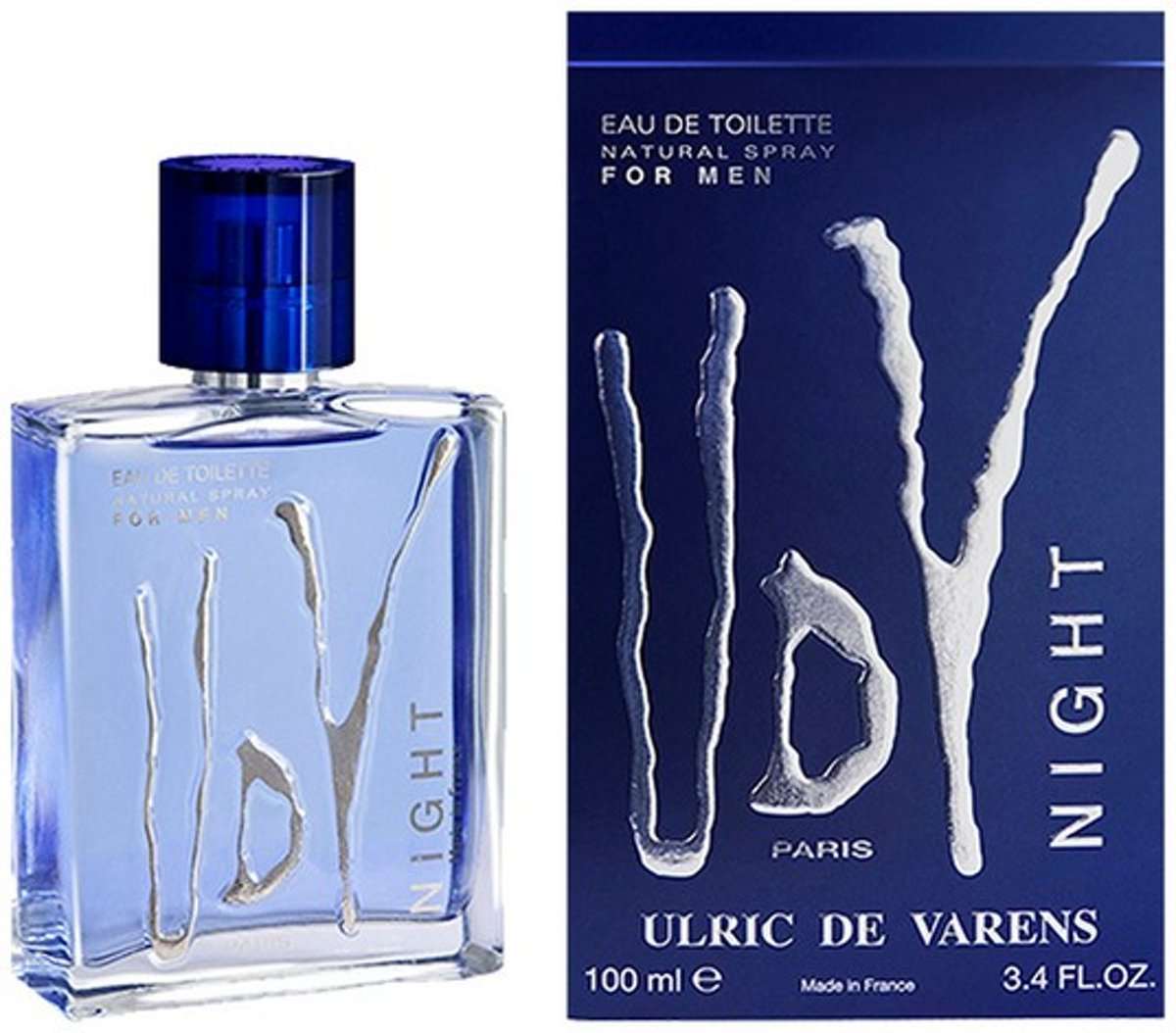 Herenparfum Udv Night Urlic De Varens EDT (100 ml)