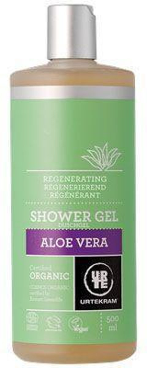 Urtekram shower gel aloe vera+ 500 ml