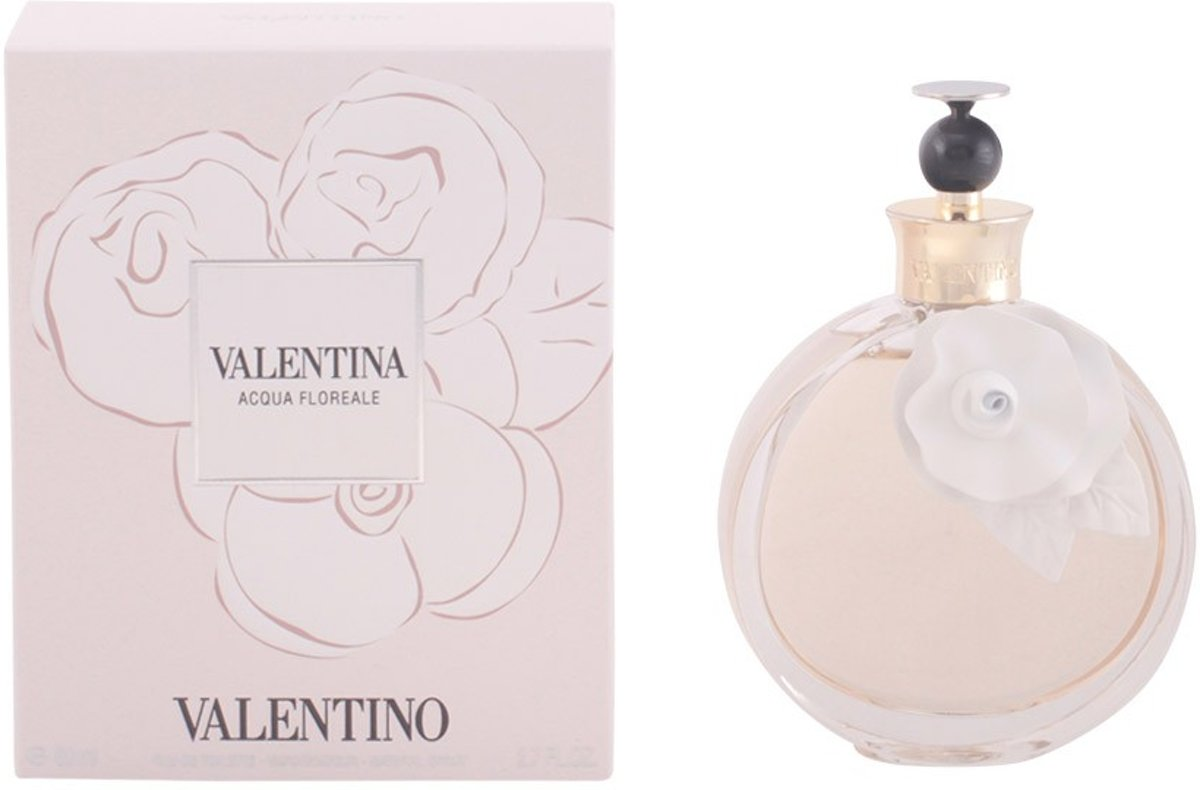 MULTI BUNDEL 2 stuks VALENTINA ACQUA FLOREALE Eau de Toilette Spray 80 ml