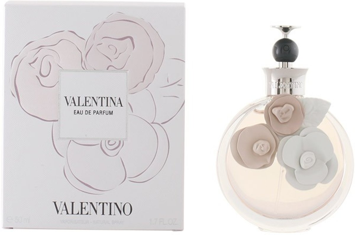 MULTI BUNDEL 2 stuks VALENTINA Eau de Perfume Spray 50 ml