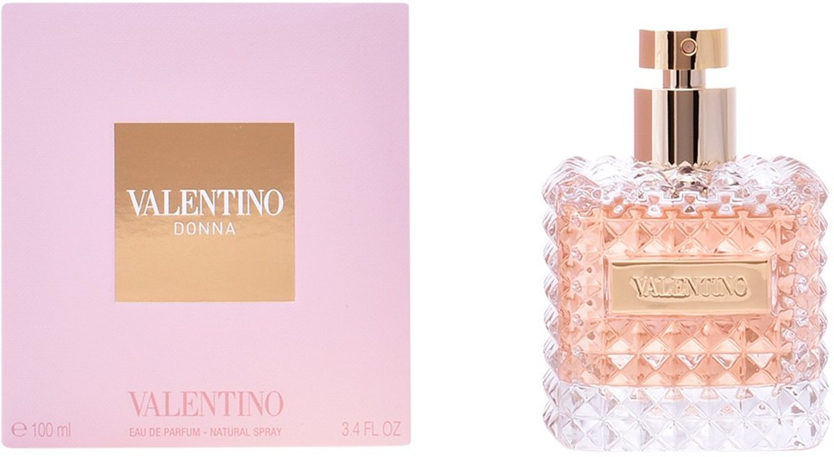MULTI BUNDEL 2 stuks VALENTINO DONNA Eau de Perfume Spray 100 ml