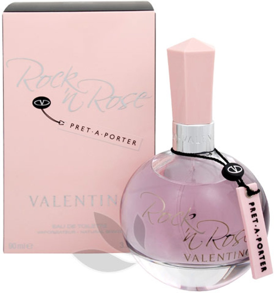 Rock n Rose Pret A Porter - 90 ml - Eau de toilette