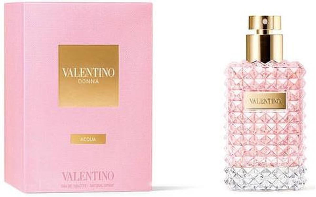 Valentino Donna Acqua By Valentino Edt Spray 100 ml - Fragrances For Women