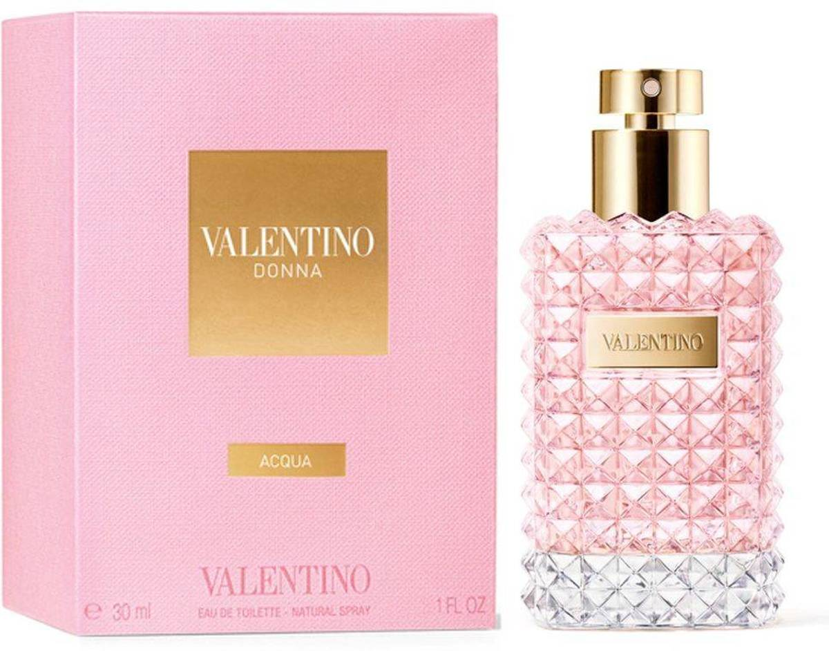 Valentino Donna Acqua Eau de Toilette Spray 30 ml