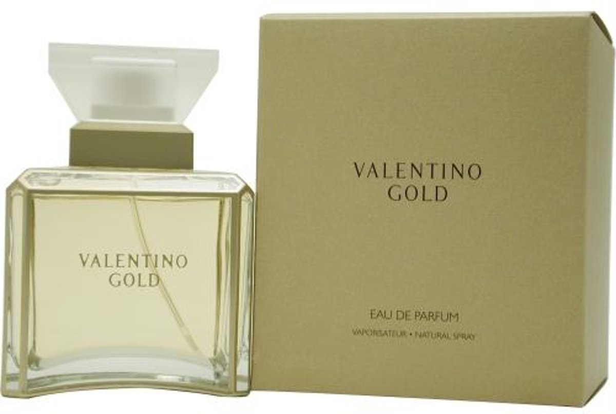 Valentino Gold 100 ml - Eau De Parfum Spray Women