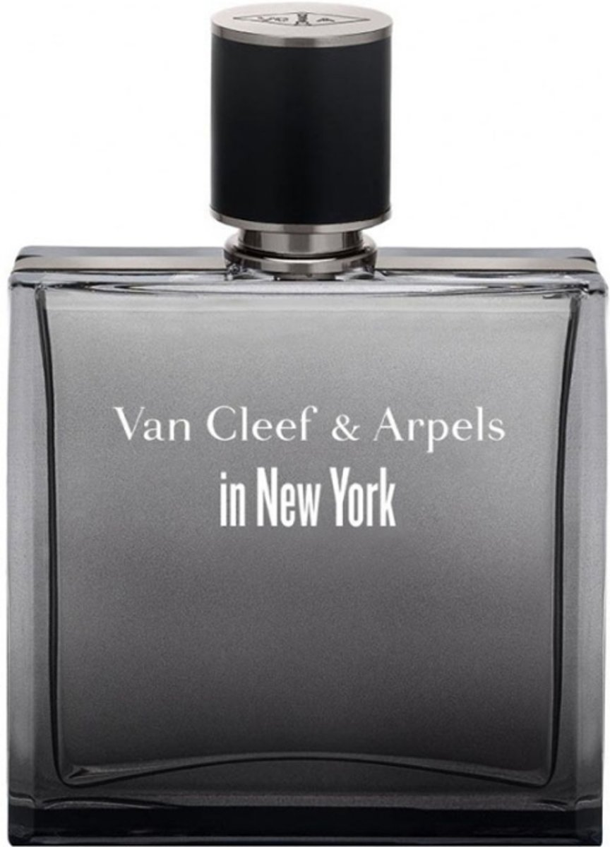 Van Cleef & Arpels Van Cleef & Arpels - Eau de toilette - In New York - 85 ml