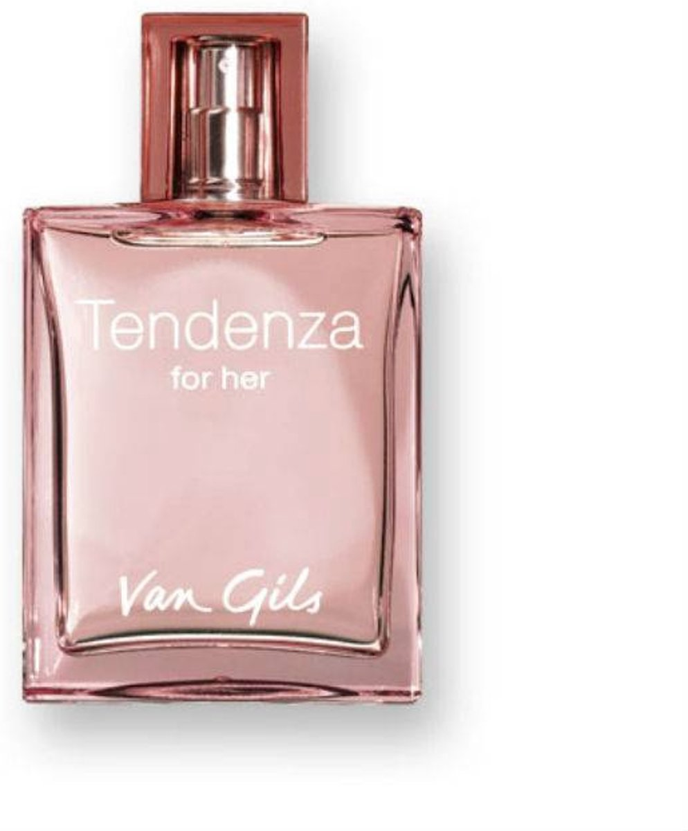 Van Gils Tendenza for her eau de toilette spray 75 ml
