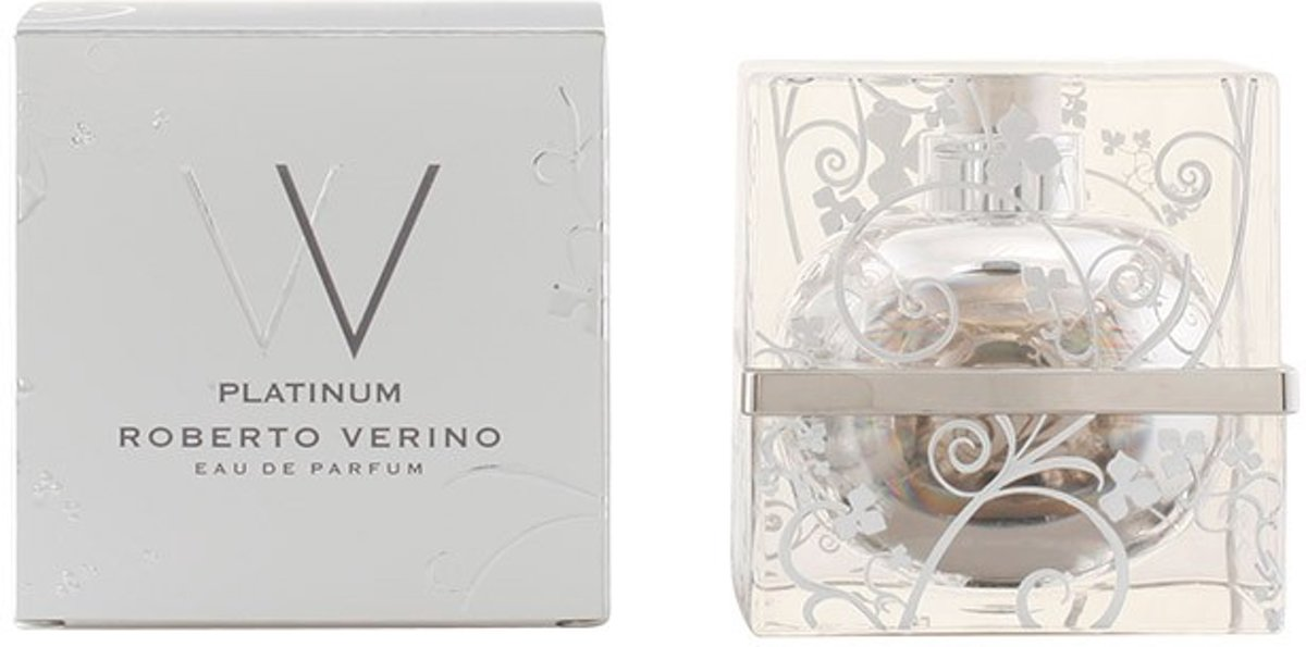Roberto Verino V V Platinum 75 ml - Eau De Parfum Spray Damesparfum