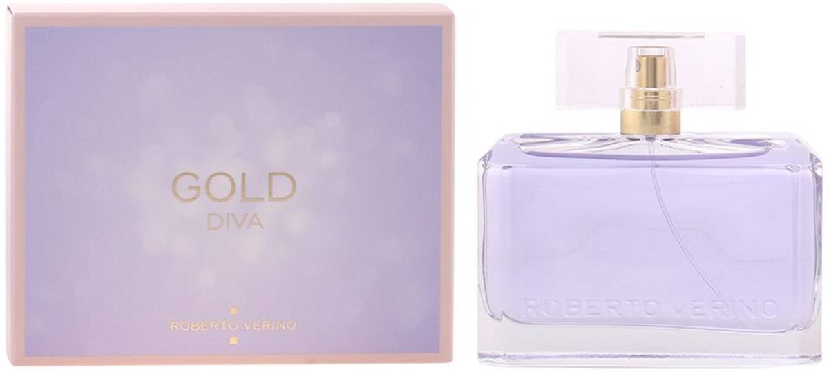 Verino GOLD DIVA eau de parfum spray 90 ml