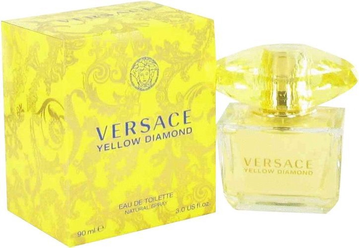 Gift Set -- Miniature Collection Includes Versace Yellow Diamond, Bright Crystal, Crystal Noir, Eros and Pour Femme Dylan Blue all .17 oz sizes.