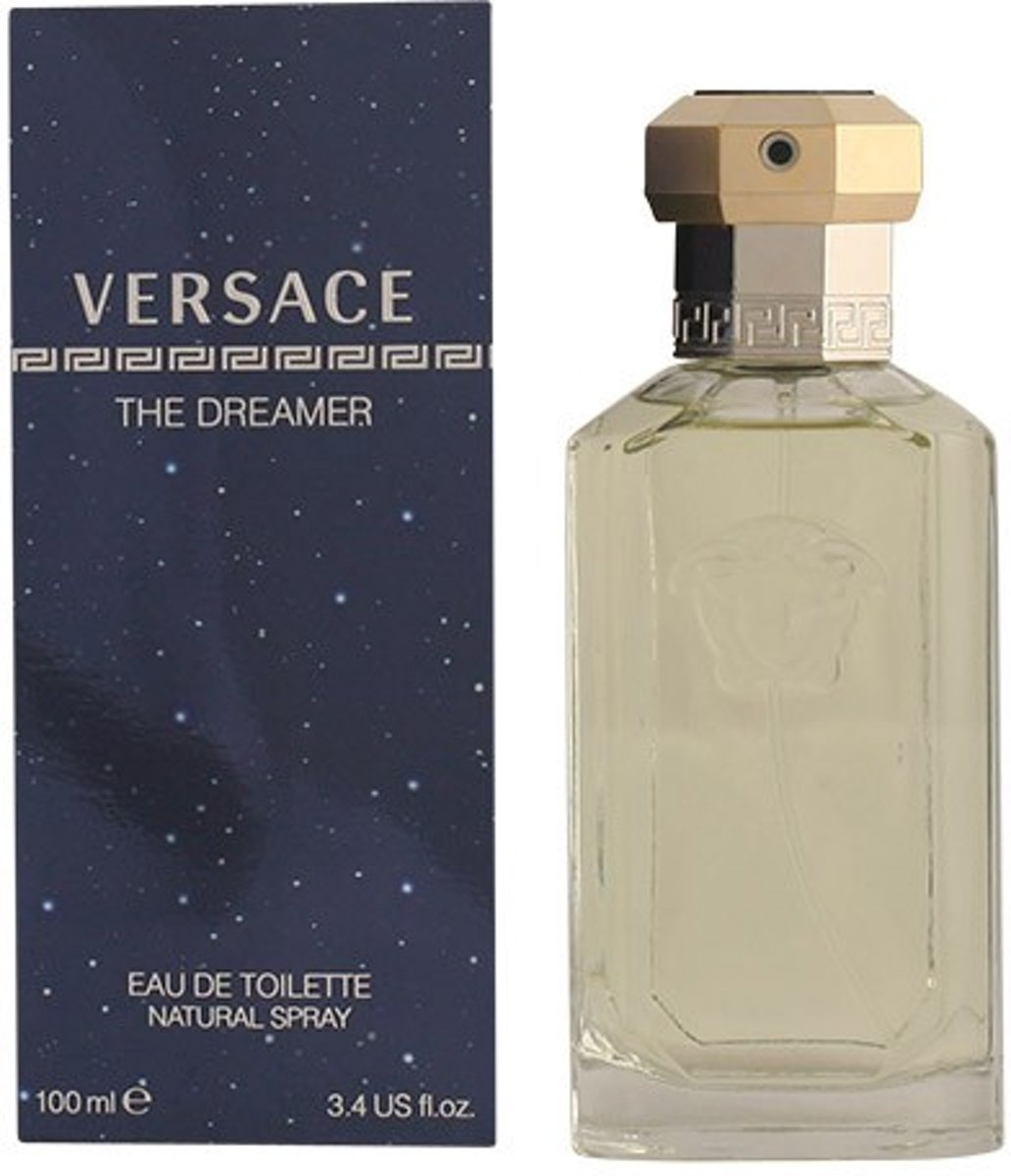 MULTI BUNDEL 2 stuks THE DREAMER eau de toilette spray 100 ml
