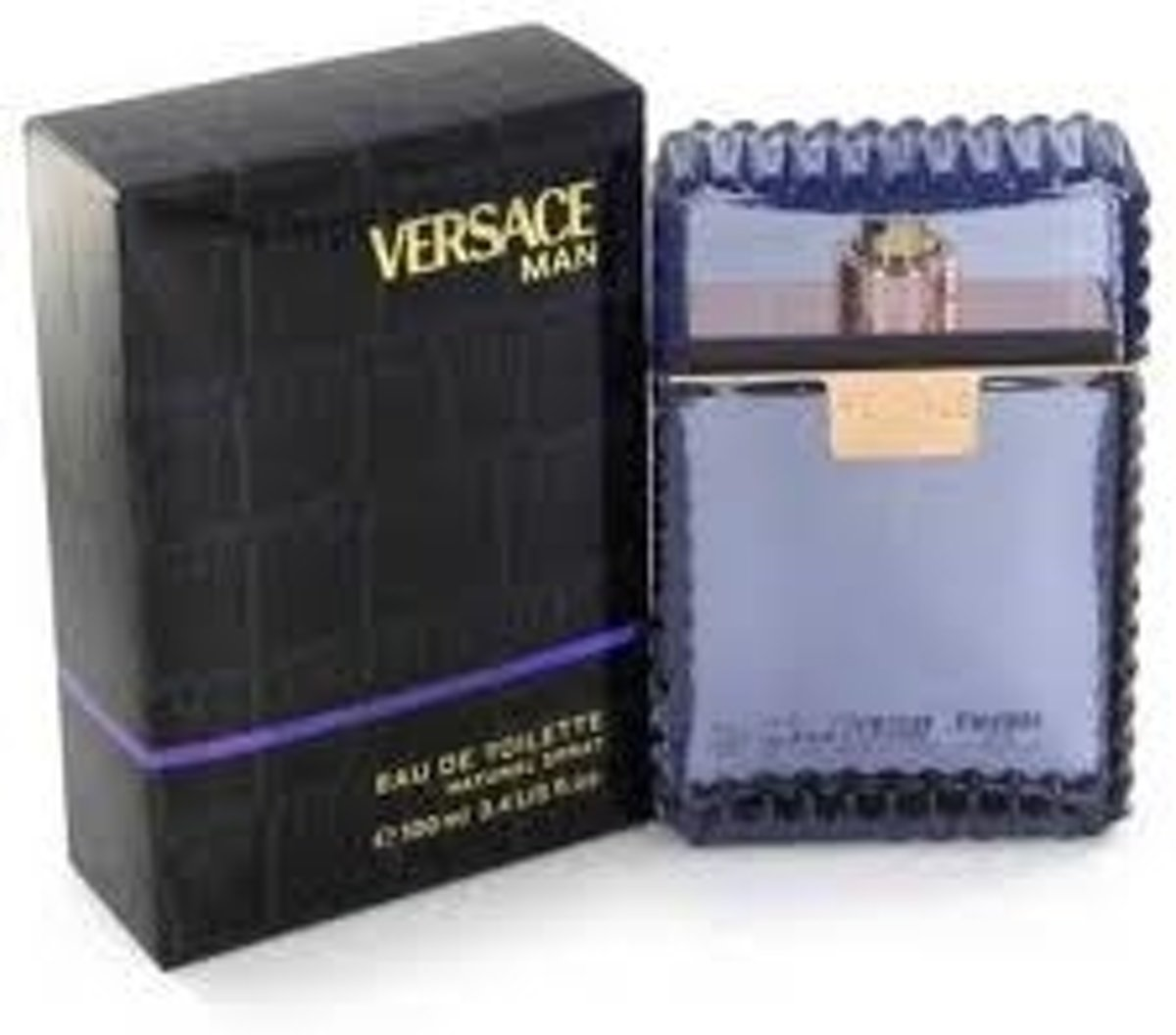 Versace - Eau de toilette - Man purple - 100 ml