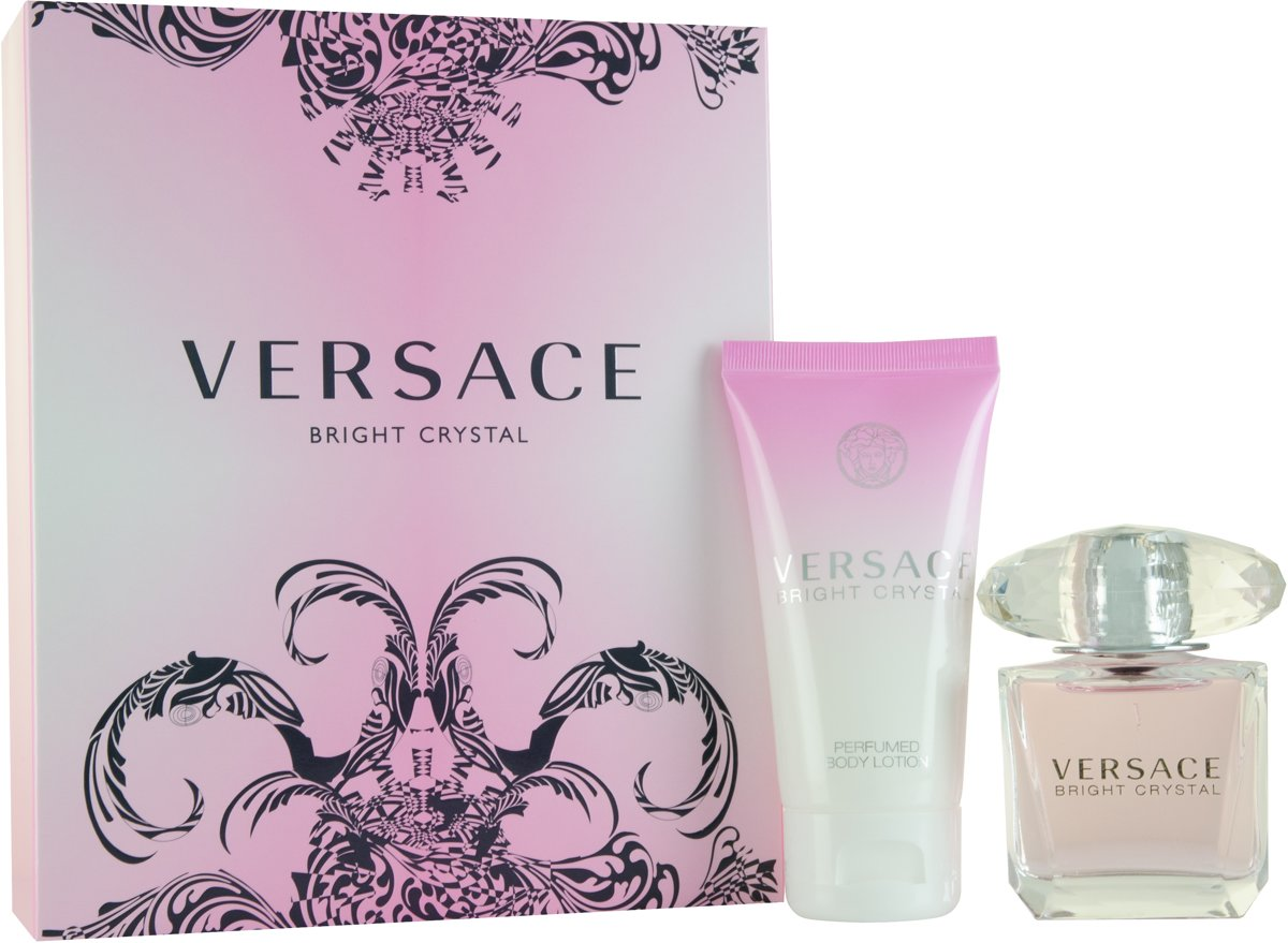 Versace Bright Crystal for Women - 2 delig - Geschenkset