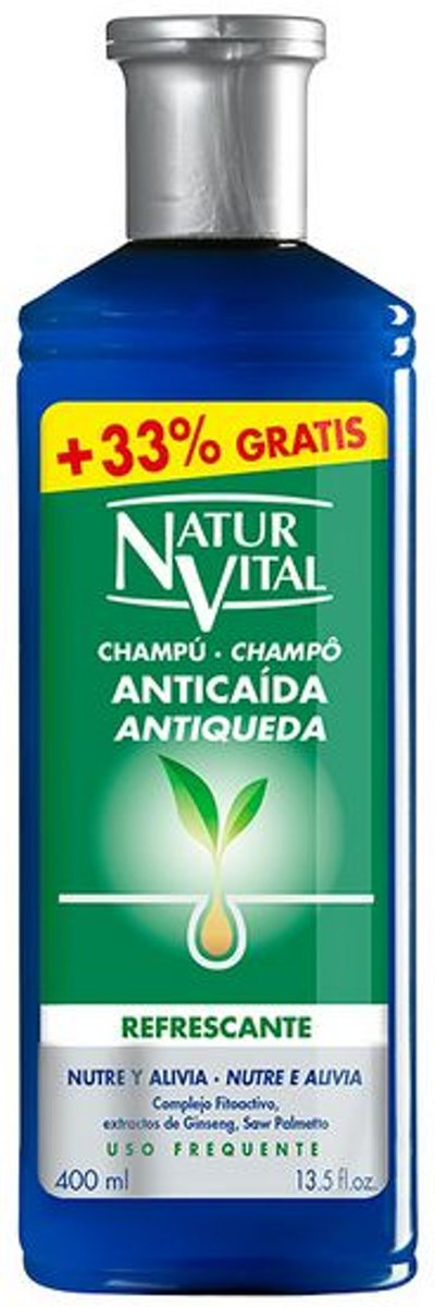 Anti-Haarverlies Shampoo Naturaleza y Vida (100 ml)