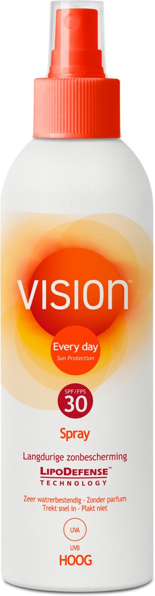 VISION EVERY DAY SUN PROTECTION – SPF 30 – 200 ML