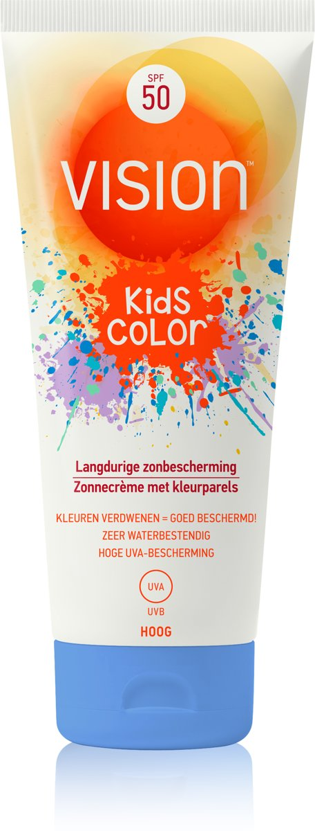 Vision Kids Color – SPF 50 – 150 ml