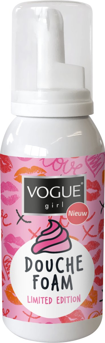 Vogue Girl Limited Edition Douche Foam - 100 ml
