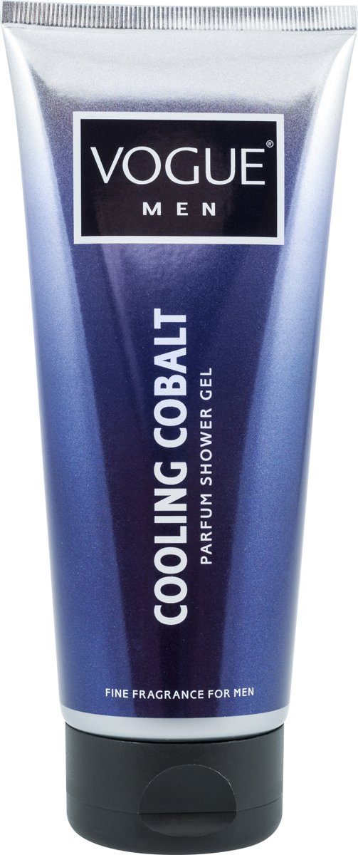 Vogue Men Cooling Cobalt - 200 ml - Douchegel