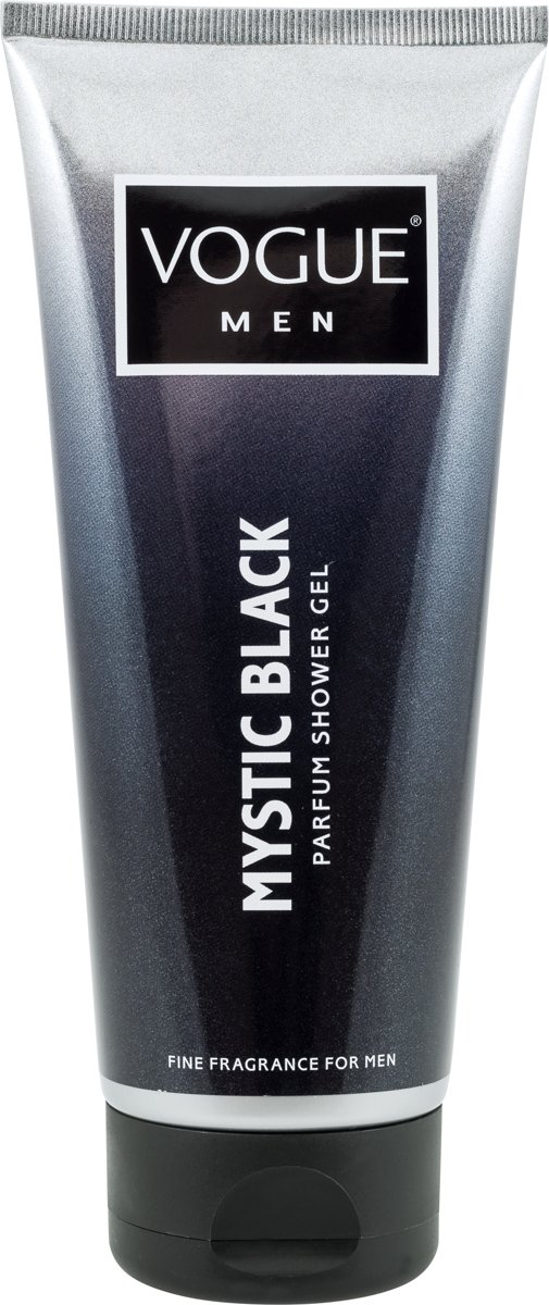 Vogue Men Mystic Black - 200 ml - Douchegel