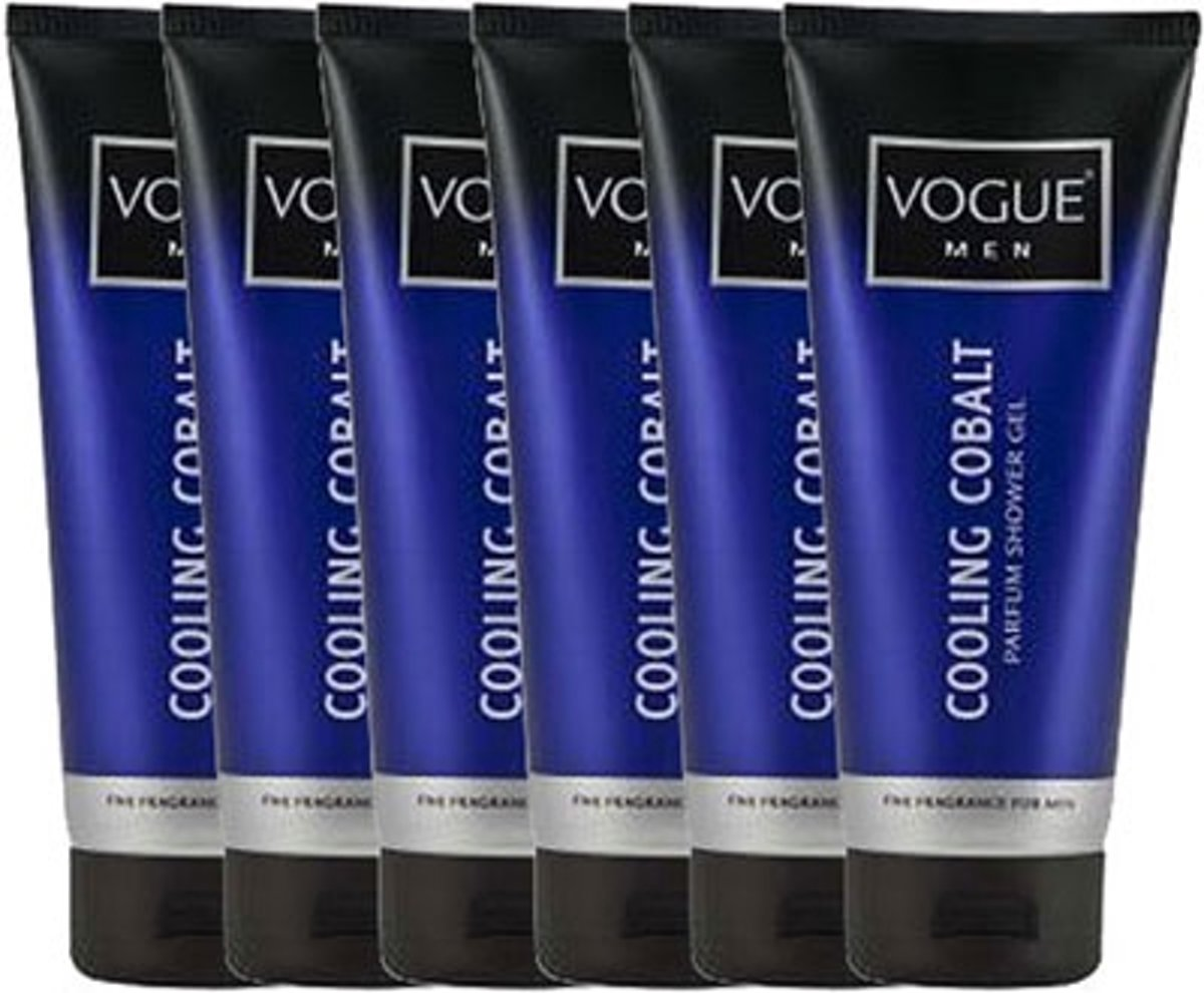 Vogue Men Showergel Cooling Voordeelverpakking