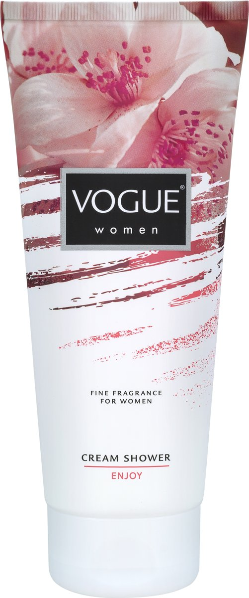 Vogue Women Enjoy Cream Shower - 200ml