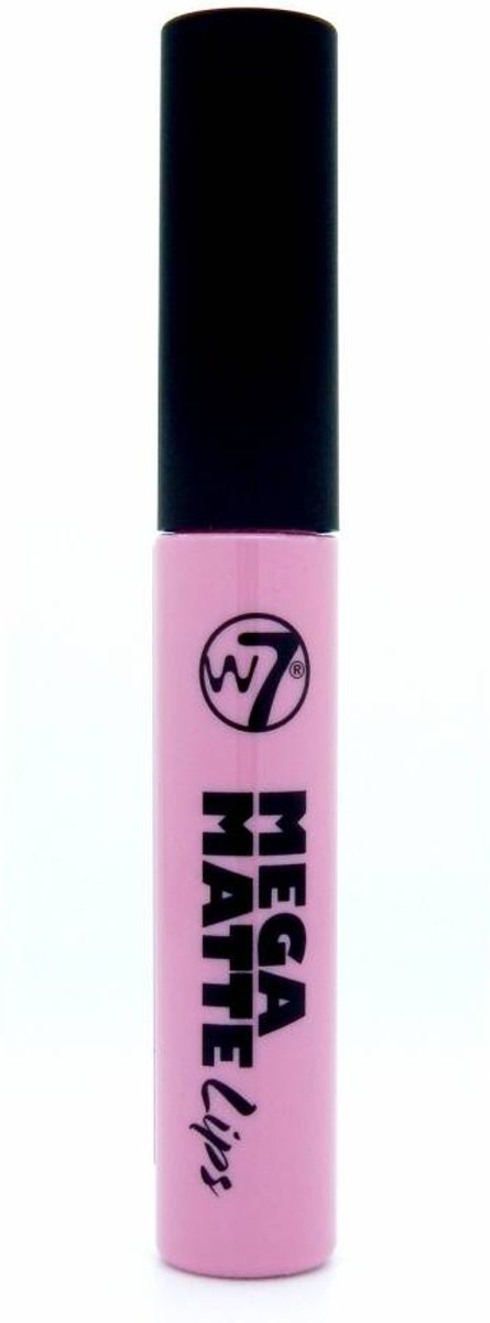 W7 Make-Up Mega Matte Pink Lips - Well To Do