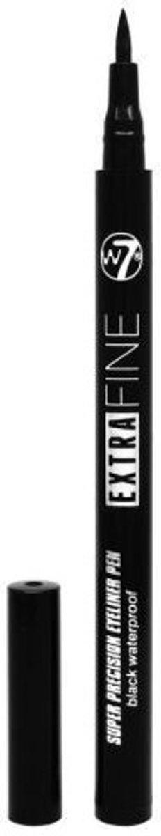W7 Eyeliner Pen Extra Fine - Waterproof 0,7 ml