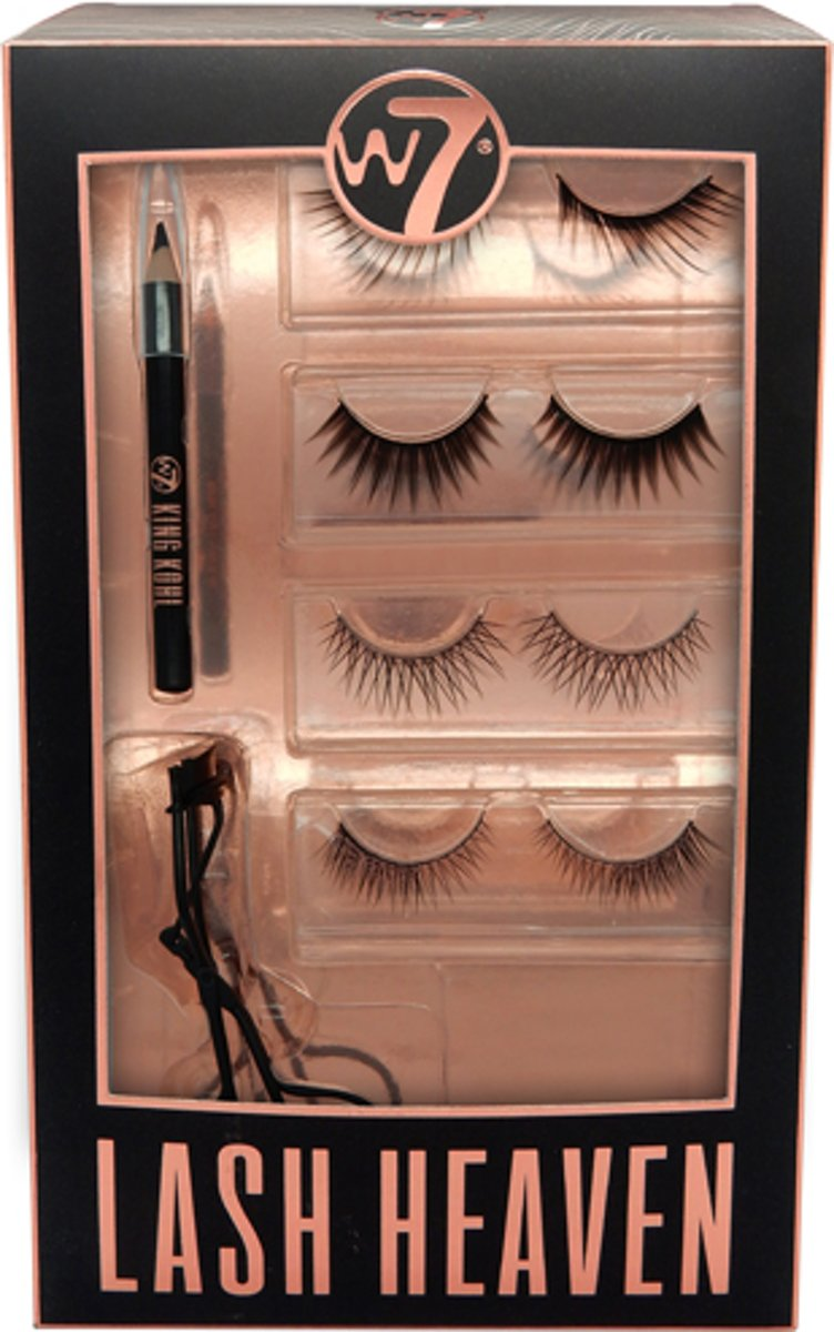 W7 Lash Heaven eye Collection