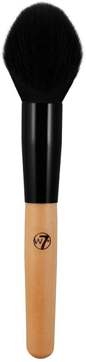W7 Make-up Brush - Shaped Powder