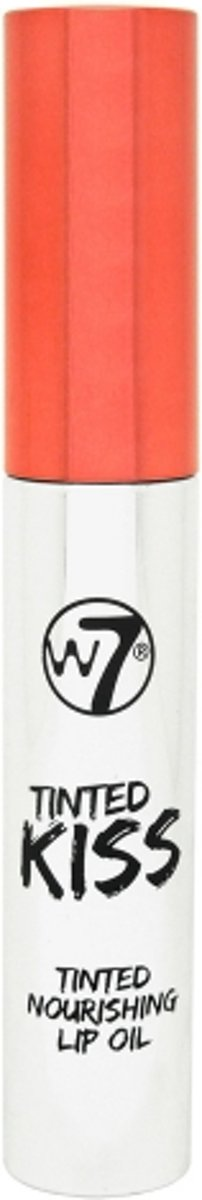 W7 Tinted Kiss Tinted Nourishing Lip Oil Bellini