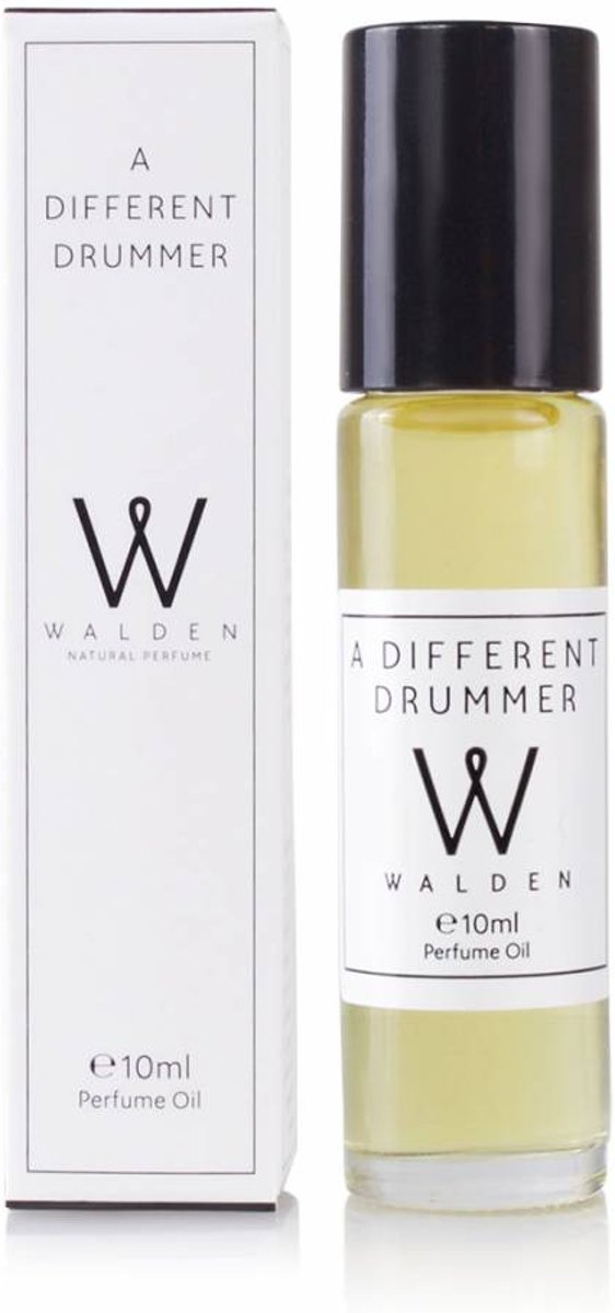 Walden Natural Perfume A Different Drummer Oil Roll-on 10ml
