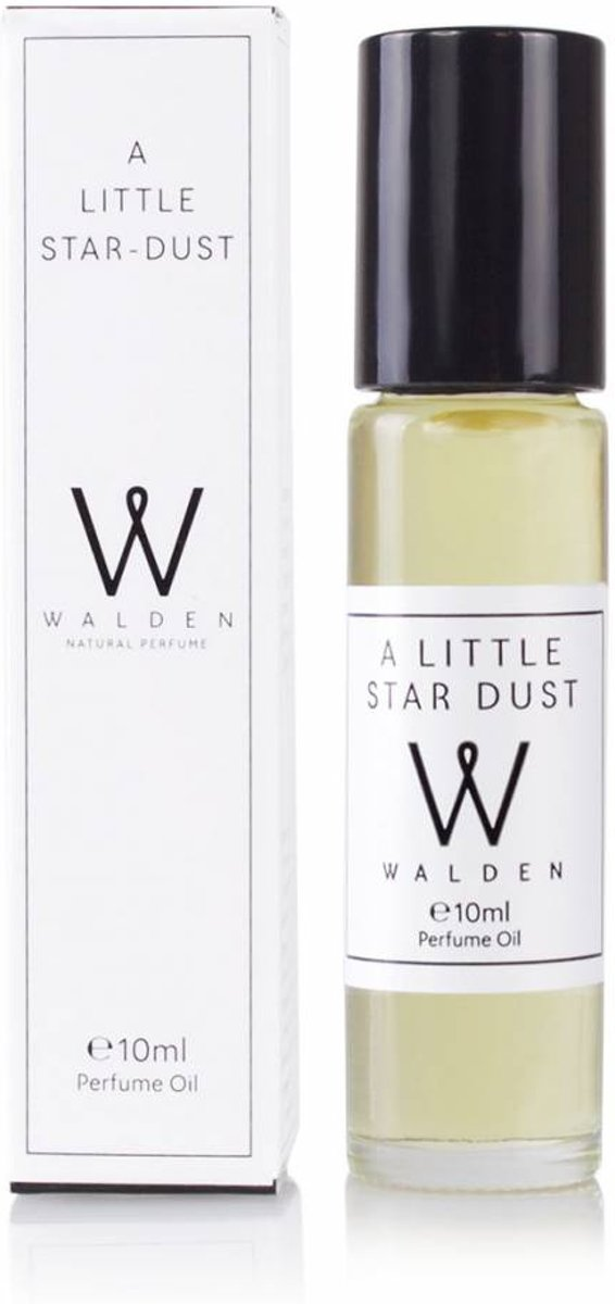 Walden Natural Perfume A Little Stardust Oil Roll-on 10ml