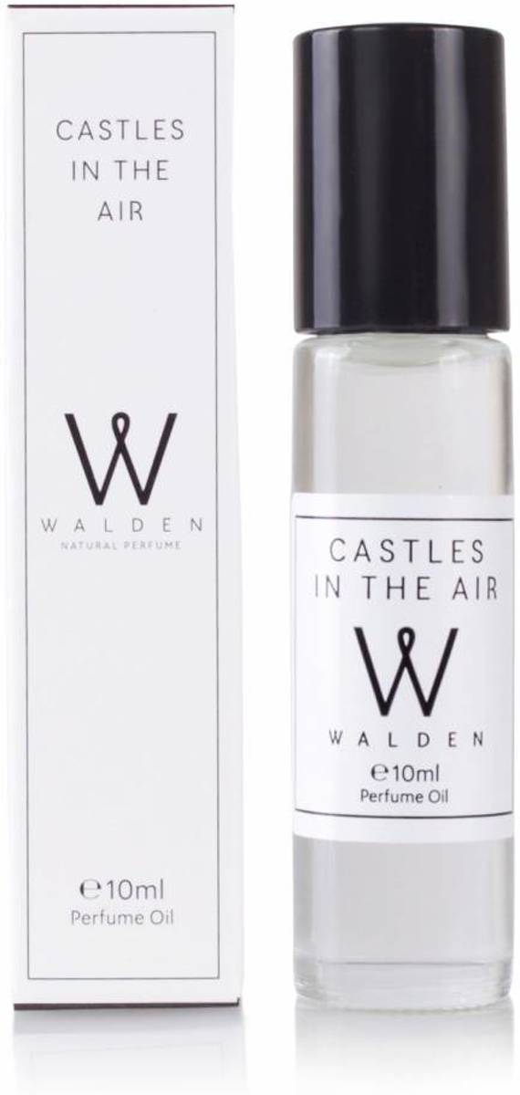 Walden Natural Perfume Castle in the Air Oil Roll-on 10ml