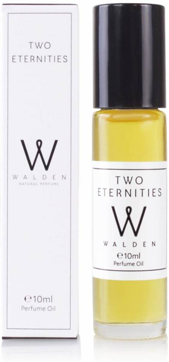 Walden Natural Perfume Two Eternities Oil Roll-on  10ml