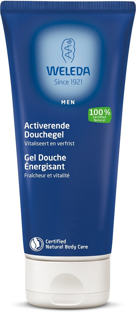 Weleda Activerende Douchegel voor de Man - 200 ml - Biologisch