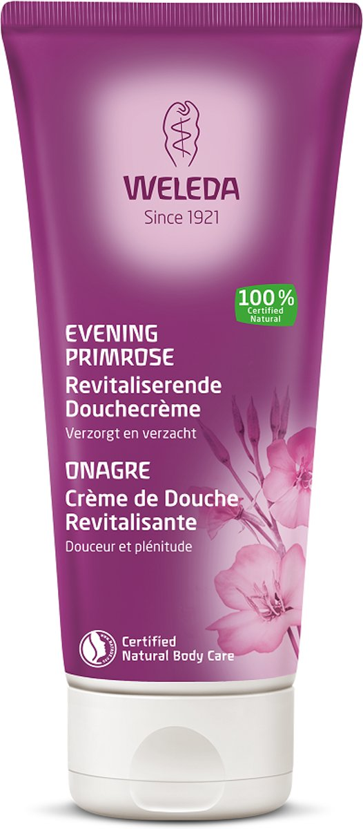 Weleda Evening Primrose Verzorgende Douchecrème - 200 ml