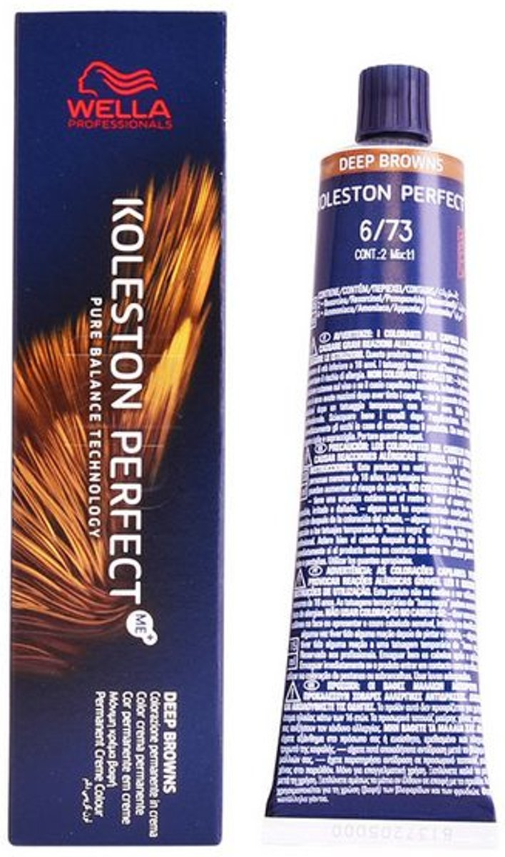 Permanente Kleur Koleston Perfect Wella