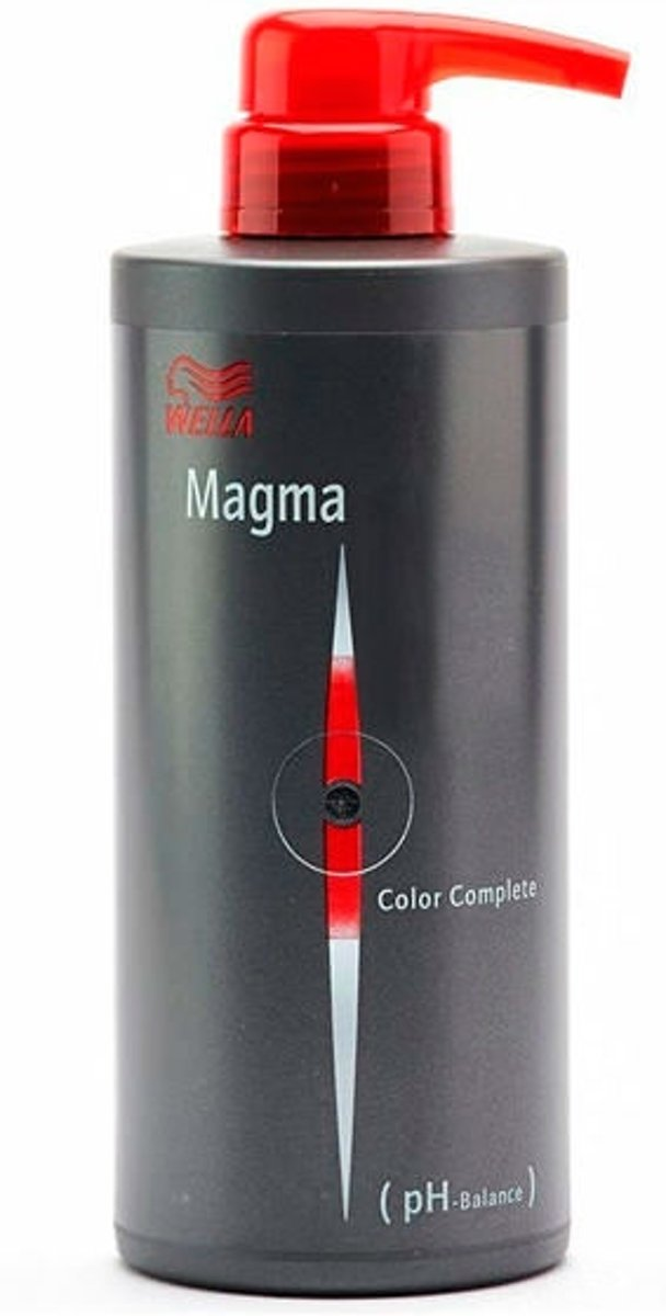 Wella Conditioner - Magma Color Complete 500ml