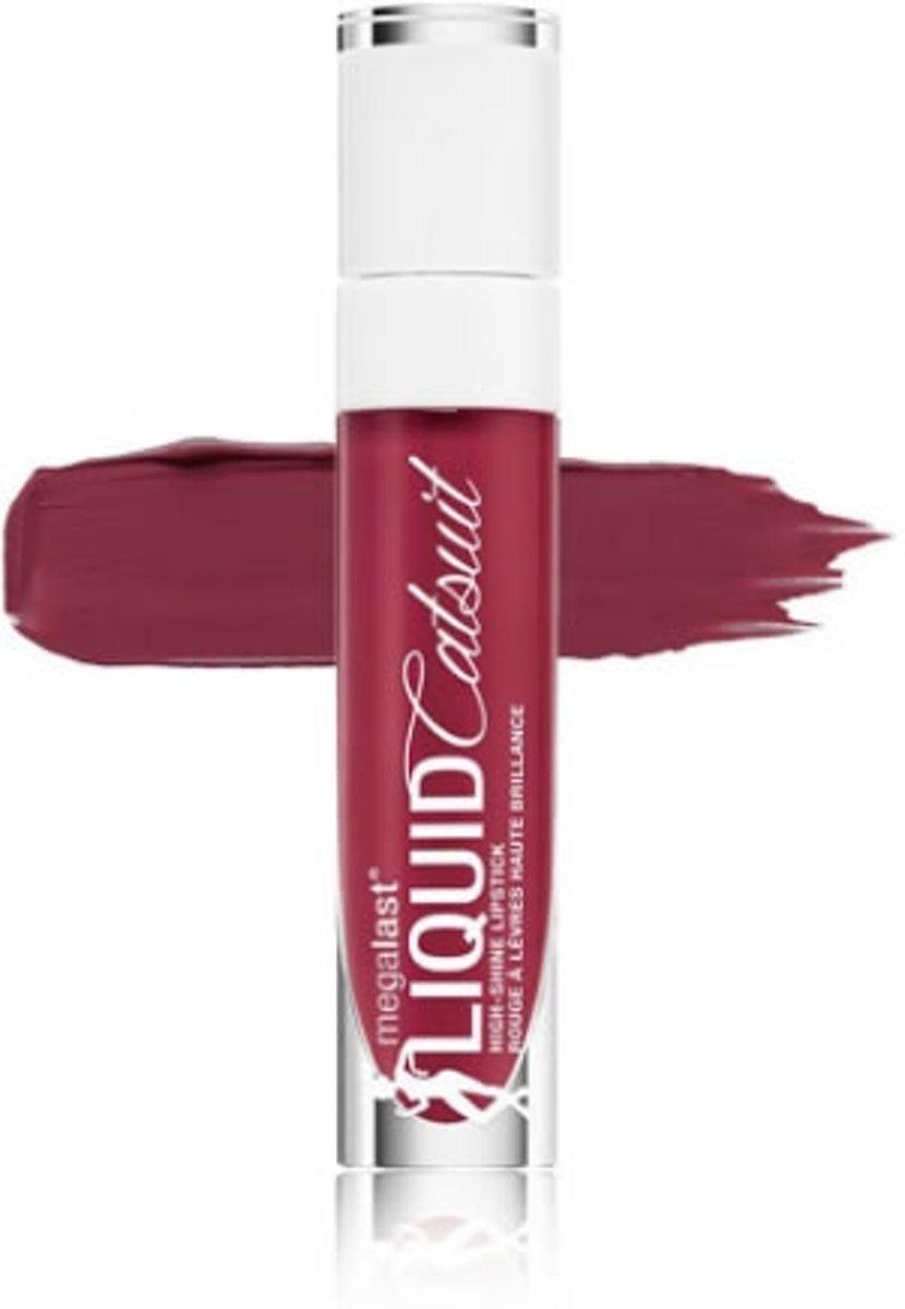 Wet n Wild MegaLast Liquid Catsuit High Shine Lipstick