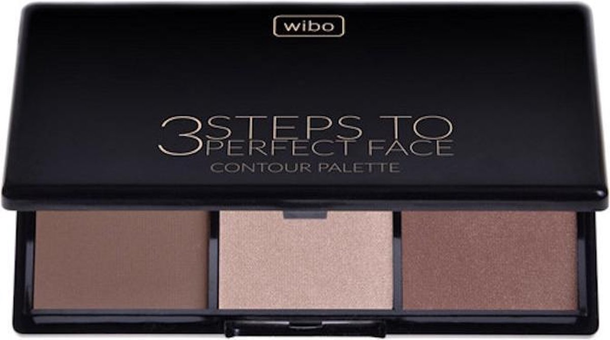 Wibo 3 Steps To Perfect Face Dark