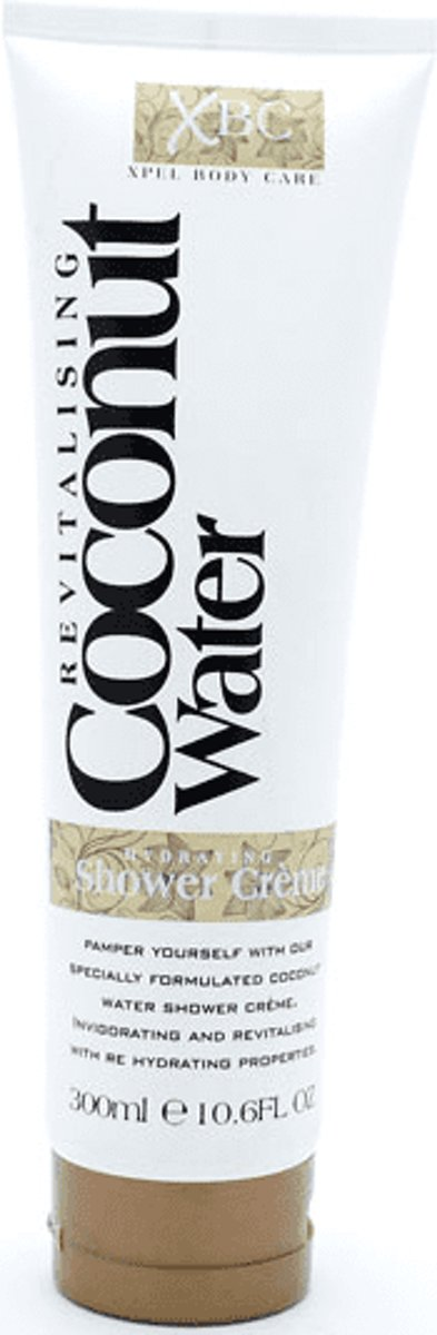 XBC Shower Cream - Coconut Water 300 ml