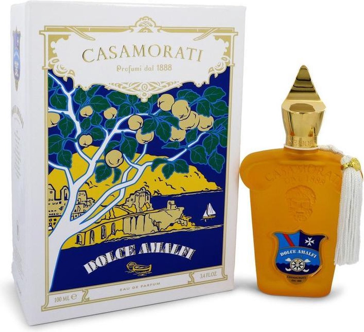 Eau De Parfum Spray (Unisex) 3.4 oz