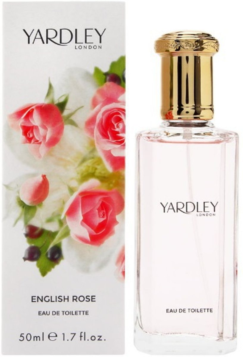 Yardley English Rose EDT 50ml